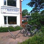 """Preston Chiropractic Clinic """"You'll Love Our New Bike Stands"""""""
